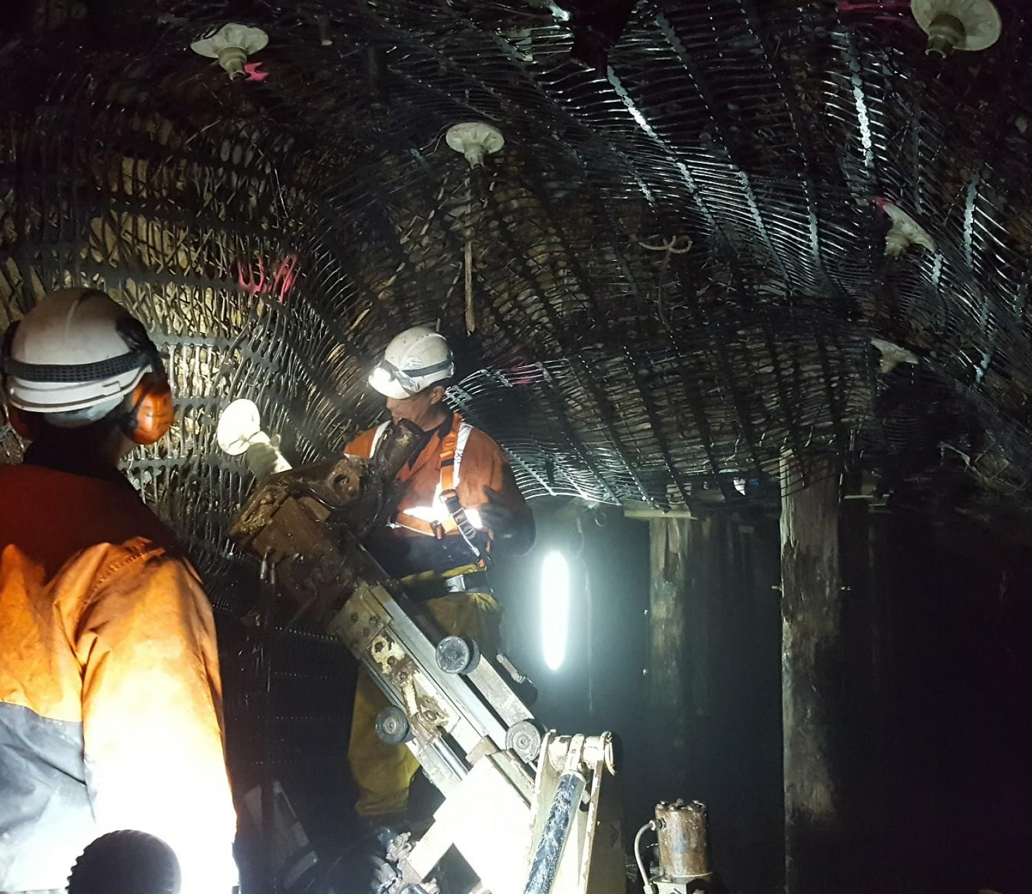 confined space conditions