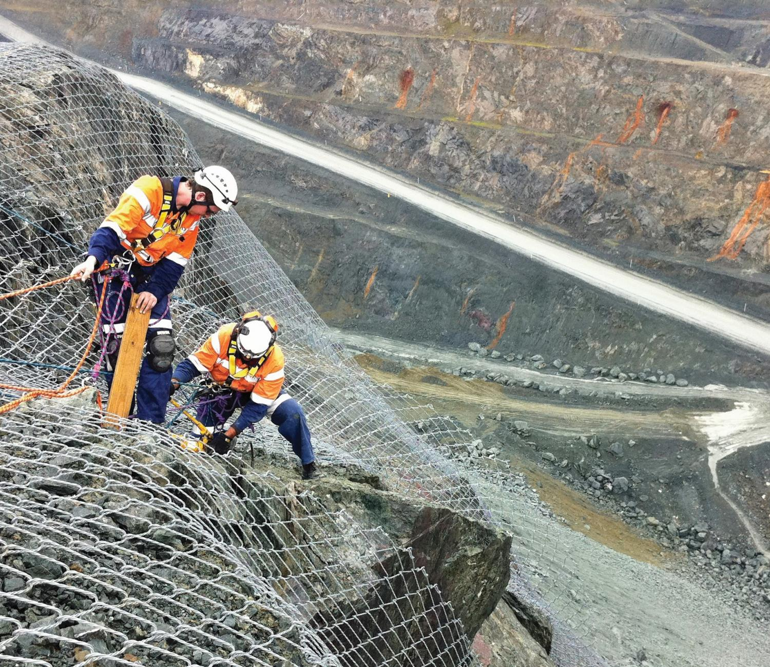 Specilalised Rope Access Works