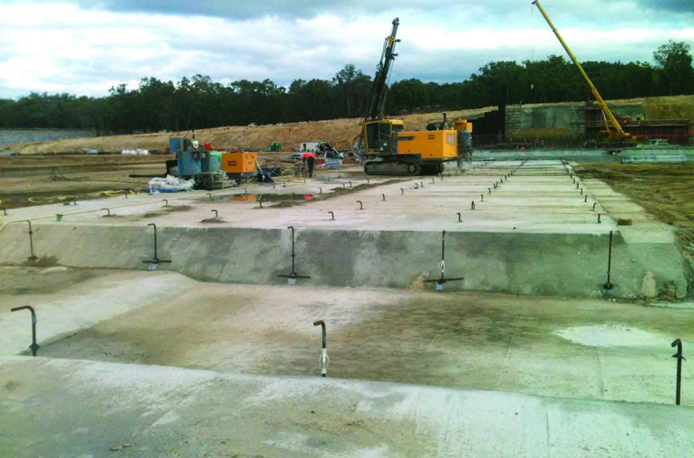 Dam Grouting