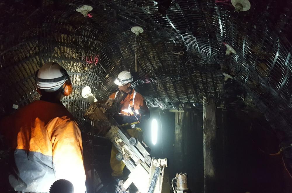 TUNNEL STABILISATION & REPAIR